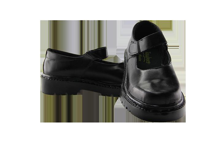 Toughees Girls School Shoes